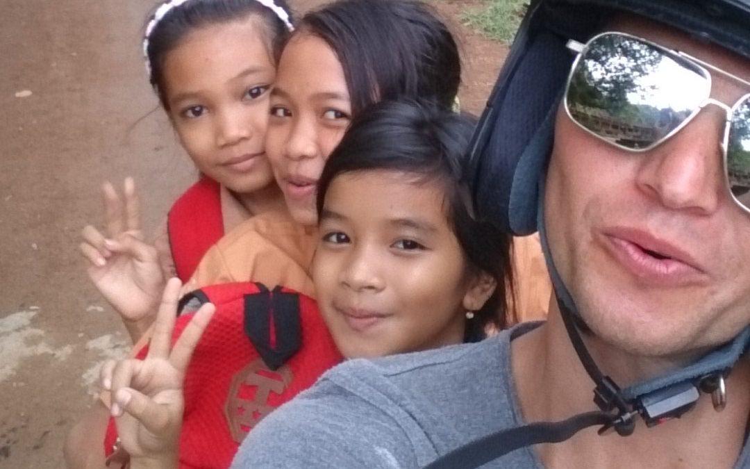Učitelem angličtiny v Indonésii